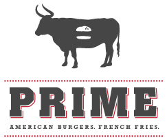 PRIME: AMERICAN BURGERS, FRENCH FRIES.